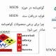 گواهینامه MSDS برای محصولات