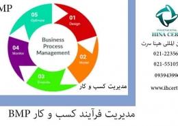مدیریت فرآیند کسب و کار BPM